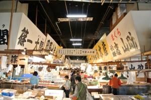 Tsukiji Central Fish Market